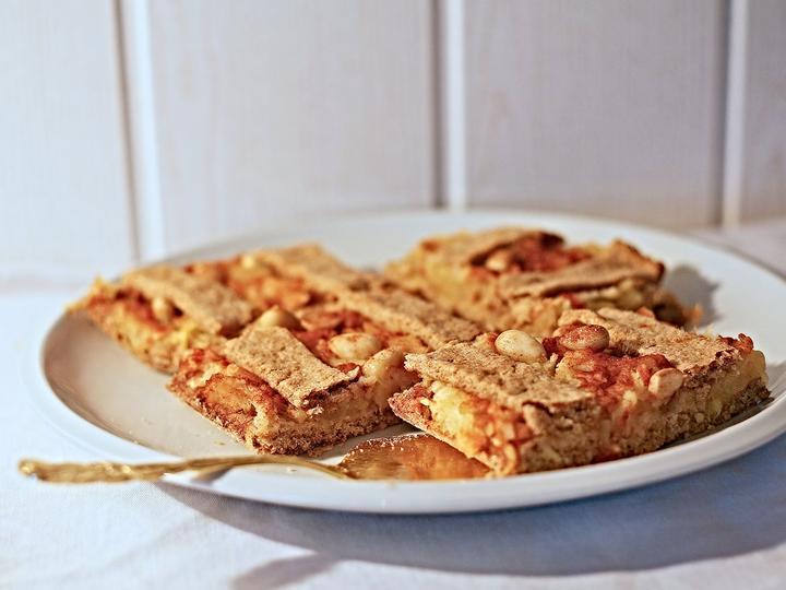 kolac-recept-jablka-spaldova-mouka
