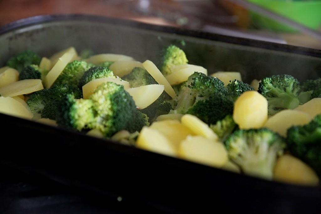 recept s brokolicí
