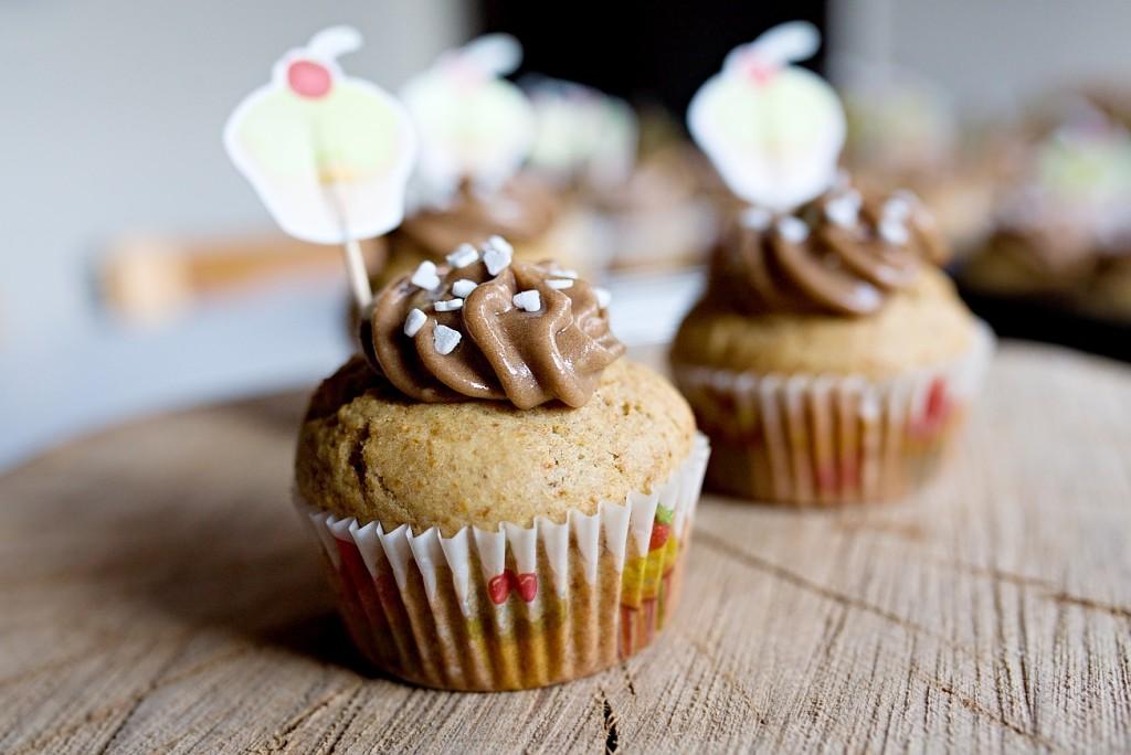 bezlepkové-cupcake-carob