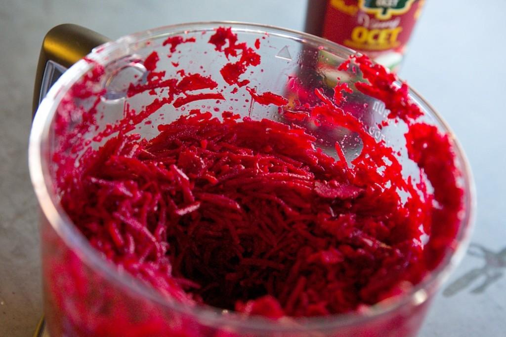 červená řepa