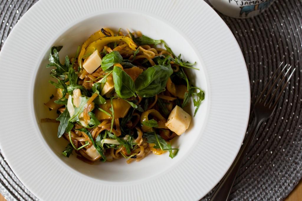 nudle-paprika-recept