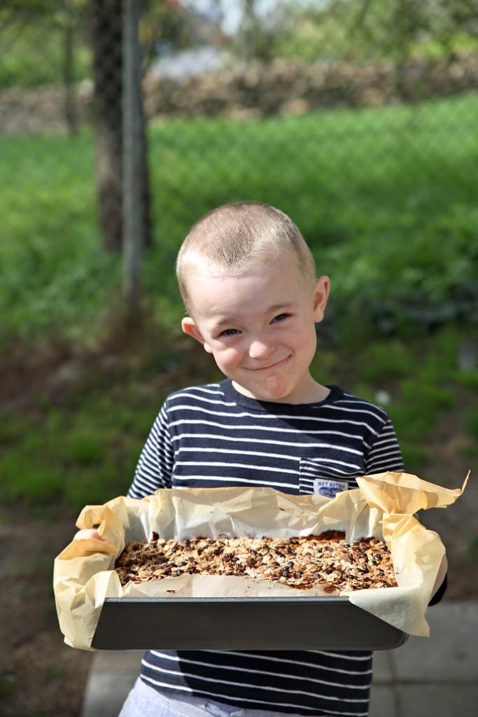 koláč pro děti