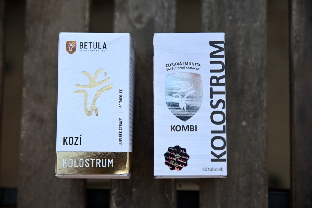 kozi-kolostrum
