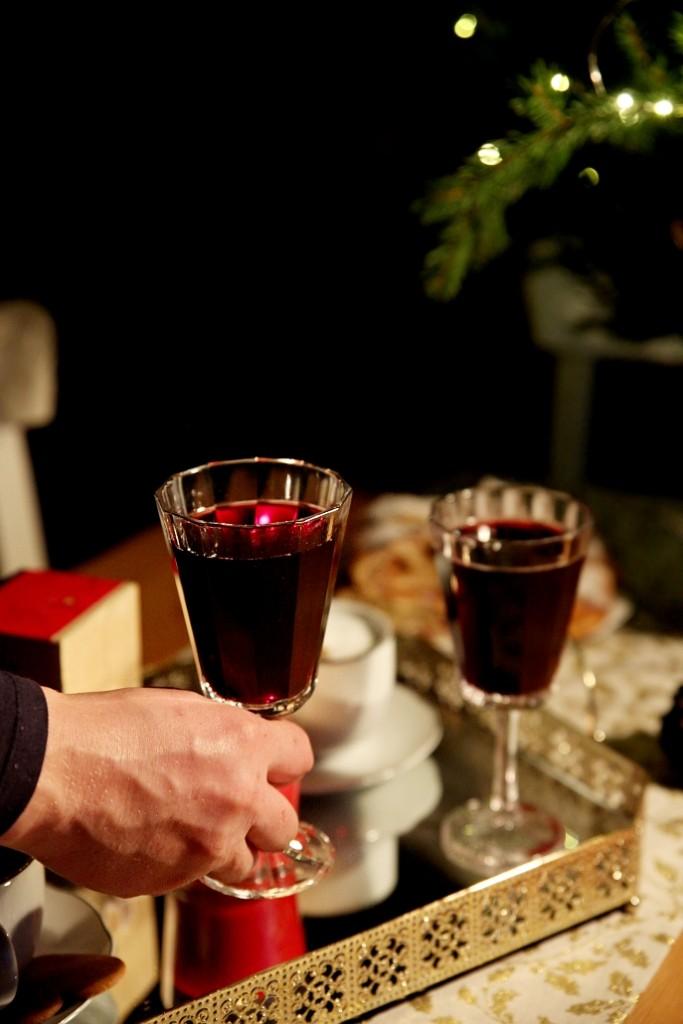 svařené víno sonnentor