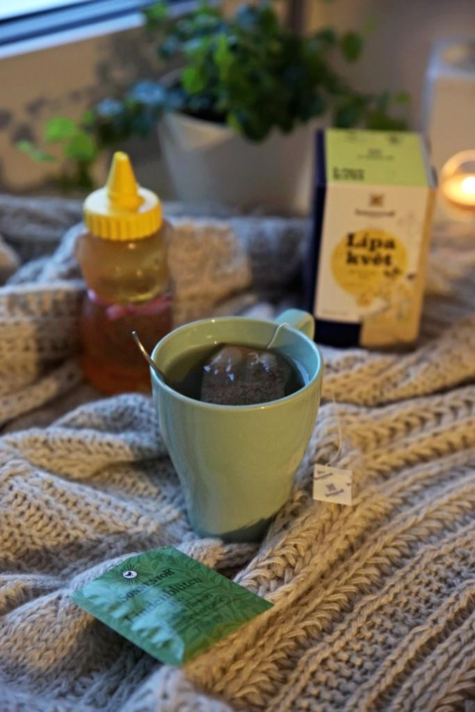 lipovy čaj
