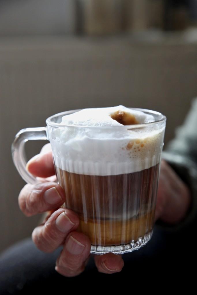 kava-latte