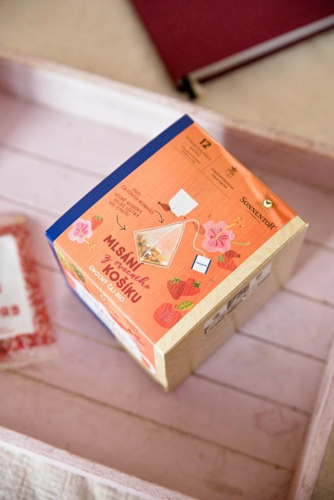 ovocné čaje v těhotenství