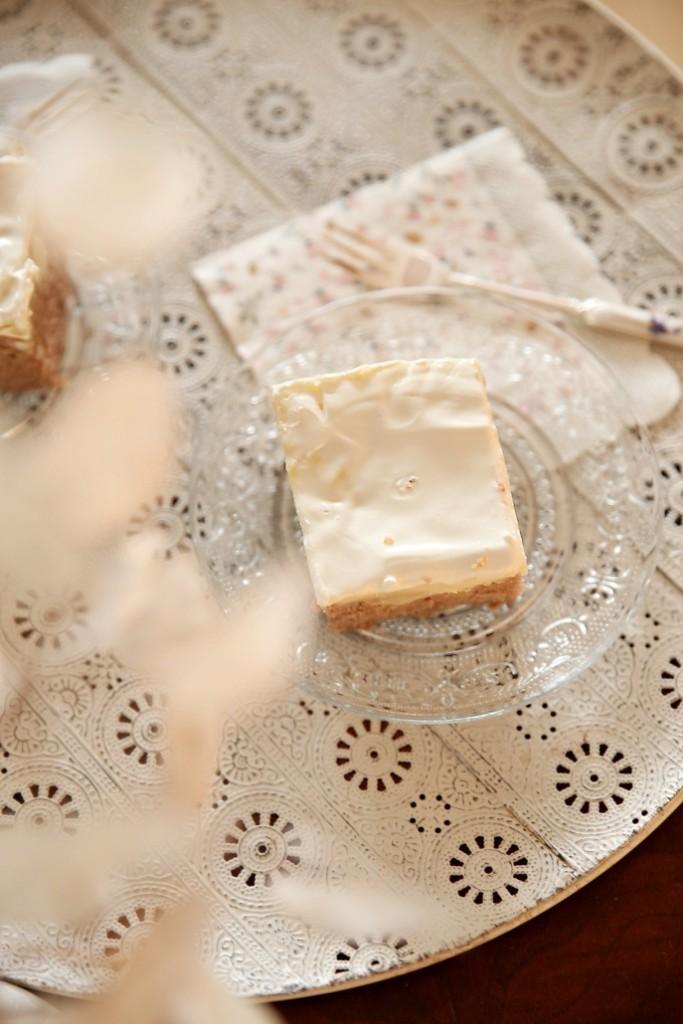 koláč s pudinkem