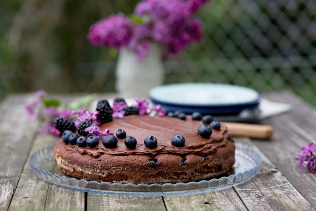 recept na čokoládový dort