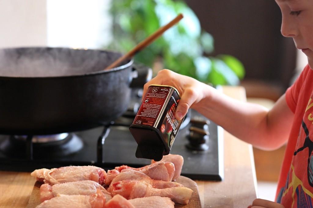 recept kuřecí čtvrtky