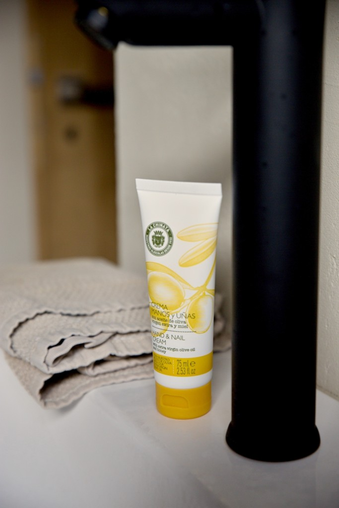 kosmetika s olivovým olejem