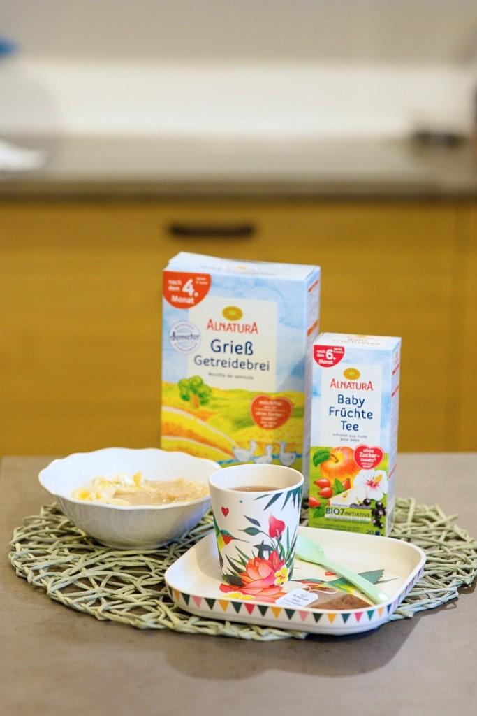 alnatura dětská výživa