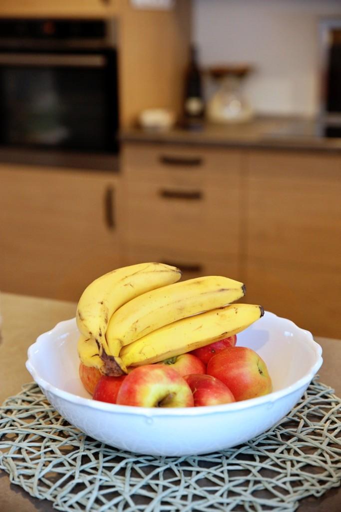 ovoce na příkrmy