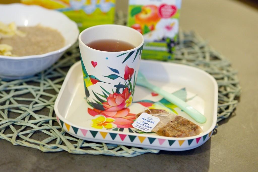 čaj pro děti