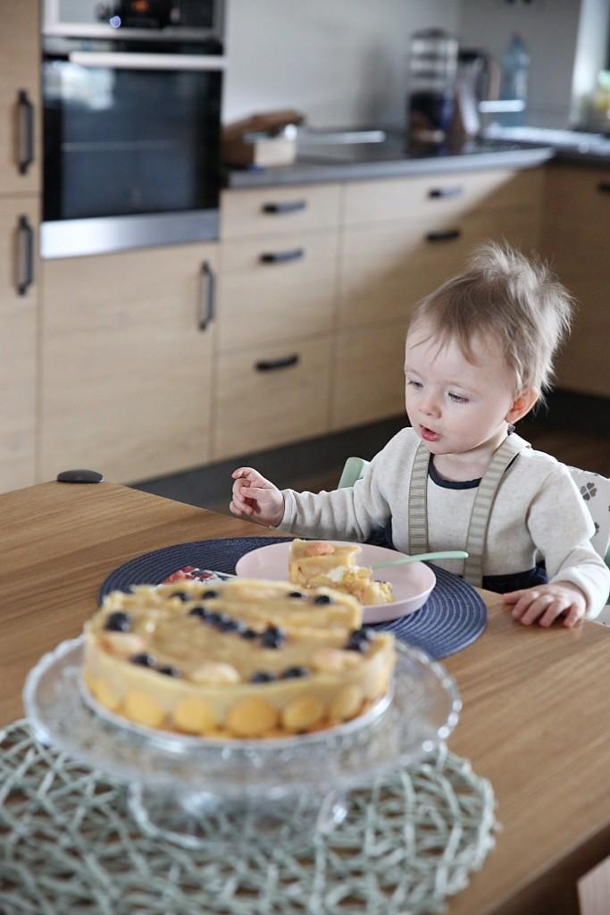 recept na první dort
