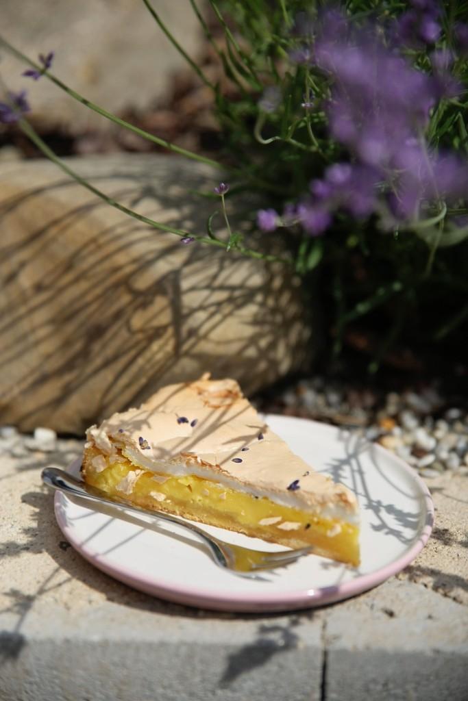 citronový dezert